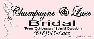 champagne and lace bridal llc collinsville illinois