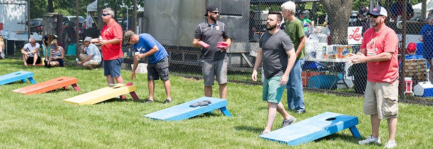 international horseradish festival cornhole tournament collinsville il
