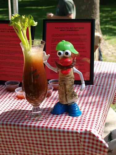 international horseradish festival bloody mary contest collinsville il
